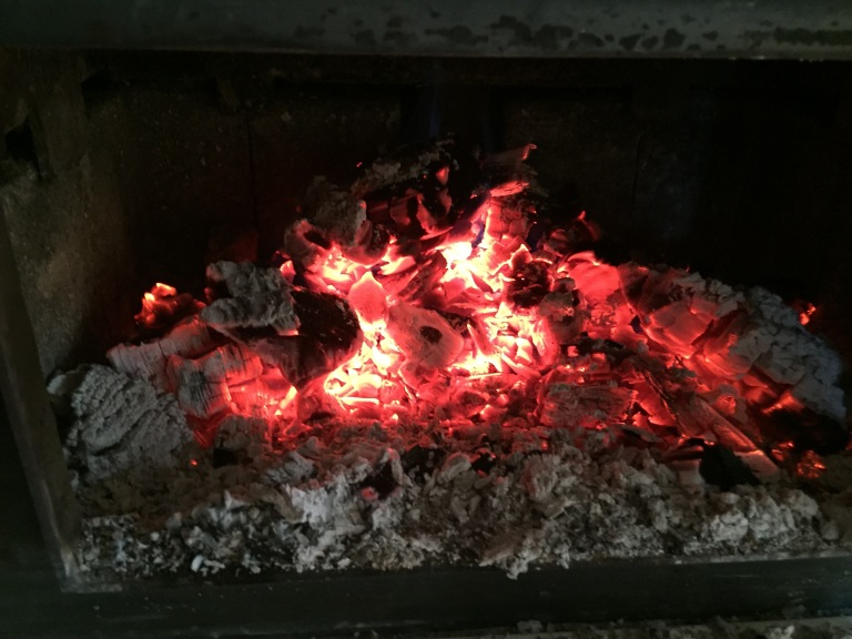 Can I use ashes from the fireplace on my garden?